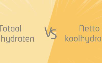 Koolhydraten vs. netto-koolhydraten